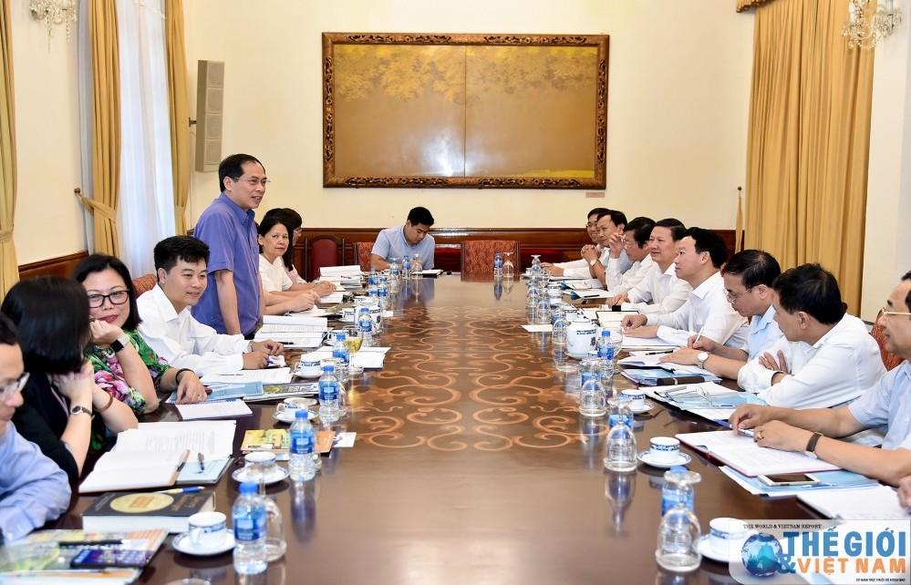 Bộ Ngoại giao phối hợp với Yên Bái tổ chức Hội nghị Gặp gỡ Nhật Bản khu vực Tây Bắc 2020