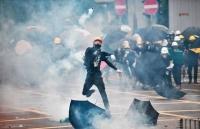 Người biểu tình và cảnh sát trước nguy cơ đối đầu mới tại Hong Kong (Trung Quốc)