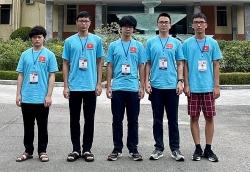 Sau Toán, cả 5 học sinh Việt Nam dự Olympic Vật lý 2021 đều đạt thành tích xuất sắc