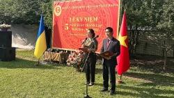 Lễ kỷ niệm 5 năm thành lập Hội Cựu chiến binh Việt Nam tại Ukraine