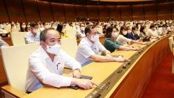 Kỳ họp thứ nhất, Quốc hội khóa XV: Phấn đấu đạt miễn dịch cộng đồng vào cuối năm 2021, đầu năm 2022