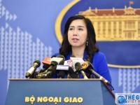 Việt Nam chúc mừng Thủ tướng Campuchia