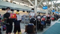 Thêm 300 công dân Việt Nam tại Canada và Hàn Quốc về nước an toàn