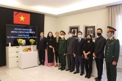 Đại sứ quán Việt Nam tại Tây Ban Nha, Thụy Điển, Sri Lanka và Mozambique tổ chức Lễ viếng nguyên Tổng Bí thư Lê Khả Phiêu