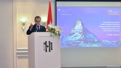Kỷ niệm 50 năm thiết lập quan hệ ngoại giao Việt Nam-Thụy Sỹ và Quốc khánh Thụy Sỹ