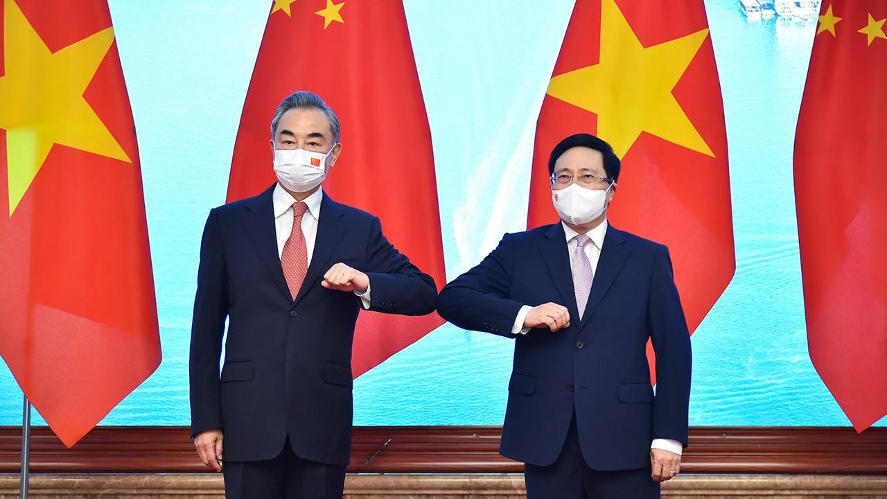 Trung Quốc sẽ viện trợ thêm 3 triệu liều vaccine Covid-19 cho Việt Nam trong năm nay