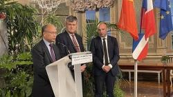 Đại sứ Đinh Toàn Thắng xúc tiến đầu tư, thương mại và trao đổi văn hóa tại Saône-et-Loire, Pháp