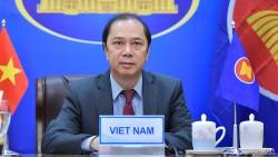 Tham vấn chung chuẩn bị cho Hội nghị cấp cao ASEAN lần thứ 38 và 39