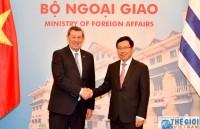 Việt Nam - Uruguay: nhiều dư địa hợp tác