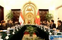 Vun đắp tình hữu nghị Việt Nam - Singapore