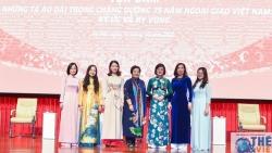 Nhà ngoại giao nữ - Duyên nghề và chuyện nghiệp