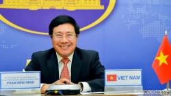Bộ trưởng Ngoại giao Việt Nam-Malaysia hội đàm thúc đẩy hợp tác hậu Covid-19