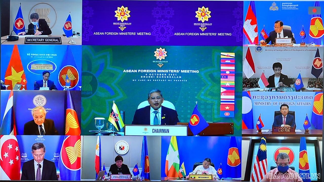 Sẵn sàng cho kỳ Hội nghị Cấp cao ASEAN cuối tháng 10