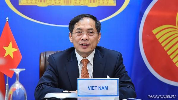Nhiều vấn đề quan trọng được bàn thảo tại Hội nghị Bộ trưởng Ngoại giao ASEAN