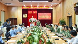 Bộ Công an gặp mặt các Trưởng Cơ quan đại diện Việt Nam ở nước ngoài được bổ nhiệm năm 2021