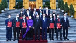 Chủ tịch nước đề nghị các Đại sứ, Tổng Lãnh sự tham mưu mô hình tăng trưởng, thu hút nguồn lực về cho đất nước