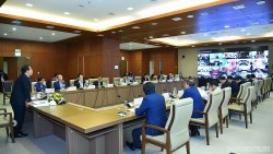 Đoàn Trưởng Cơ quan đại diện Việt Nam ở nước ngoài tọa đàm với các địa phương vùng kinh tế trọng điểm phía Nam