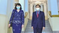Romania sẵn sàng nhượng lại lượng lớn vaccine Covid-19 theo nguyên tắc phi thương mại cho Việt Nam