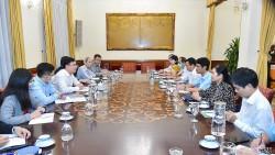 Bộ Ngoại giao hỗ trợ Lai Châu tìm biện pháp mở rộng thị trường xuất khẩu nông sản