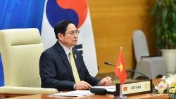 ASEAN-Hàn Quốc: Sớm nối hoạt động bong bóng du lịch, công nhận chứng nhận vaccine