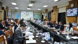 Phiên họp triển khai công tác bảo hộ công dân và người Việt Nam ở nước ngoài trong tình hình mới