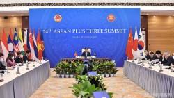 Thủ tướng Phạm Minh Chính đề nghị Trung Quốc, Nhật Bản, Hàn Quốc hỗ trợ công nghệ sản xuất vaccine Covid-19 cho ASEAN