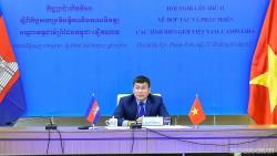 Thúc đẩy hợp tác và phát triển các tỉnh biên giới Việt Nam-Campuchia