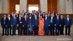 Thủ tướng Nguyễn Xuân Phúc gặp mặt các Trưởng cơ quan đại diện Việt Nam ở nước ngoài nhiệm kỳ 2020-2023
