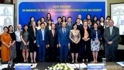 Thúc đẩy bình đẳng giới là một trong những ưu tiên hàng đầu của hợp tác ASEAN 2020