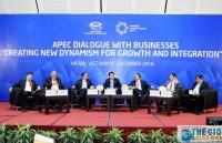 Đối thoại APEC với doanh nghiệp - tìm cơ hội cho doanh nghiệp trong năm 2017