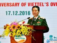 Viettel - 10 năm đầu tư ra nước ngoài