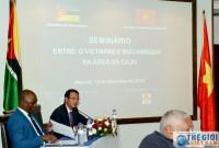 Mozambique kêu gọi doanh nghiệp Việt hợp tác sản xuất điều