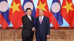 Việt Nam-Lào: Thống nhất phương hướng hợp tác năm 2021 và giai đoạn 5-10 năm tới