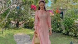 Tăng Thanh Hà, Minh Hằng, Tiểu Vy, H'Hen Niê đẹp xuất sắc trong tà áo dài ngày đầu Năm Mới