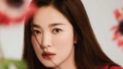 Ngắm vẻ đẹp rạng ngời của sao Hậu duệ Mặt trời Song Hye Kyo