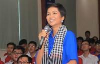 Cùng Hoa hậu H'Hen Niê đối thoại với Bí thư thứ nhất Trung ương Đoàn