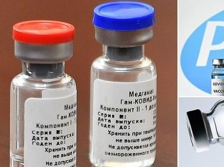 Covid-19: Sputnik V là vaccine phổ biến thứ hai thế giới, cái tên nào đứng đầu bảng?