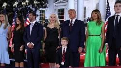 Chia sẻ của Cựu Tổng thống Mỹ Donald  Trump về 'chìa khóa' giúp con thành công