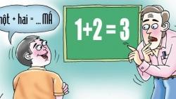 Vụ học sinh lớp 6 không đọc được chữ: Các em được 'lùa' lên lớp, vì đâu?