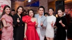 Sao Việt đến ủng hộ Lý Hải và phim Lật mặt: 48H
