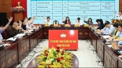 Danh sách ứng viên đại biểu HĐND thành phố Hà Nội có bao nhiêu người?