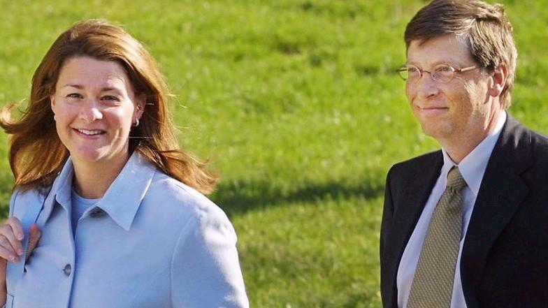 Cùng nhìn lại 27 năm hôn nhân 'màu hồng' của tỷ phú tài ba Bill Gates