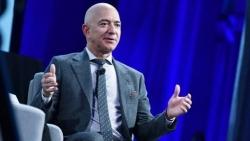 Siêu du thuyền đầu tiên của ông chủ Amazon có giá 500 triệu USD