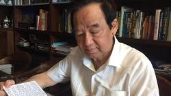 GS. NGND Nguyễn Lân Dũng: 'Kỳ vọng không đại biểu Quốc hội nào quên lời hứa trước cử tri'