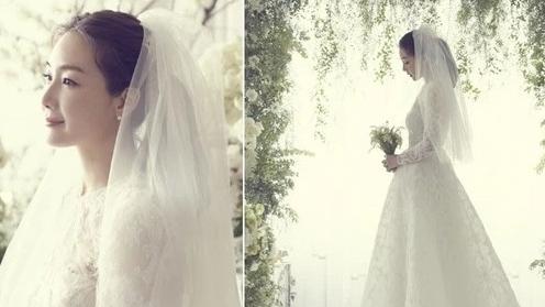 Trước tin đồn chồng trẻ ngoại tình, sao 'Bản tình ca mùa đông' Choi Ji Woo im lặng, công ty của cô lên tiếng
