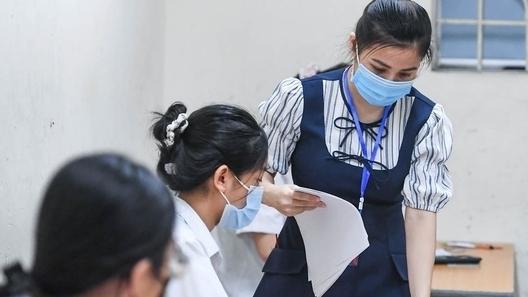 Điểm thi tuyển sinh lớp 10 THPT tại Hà Nội sẽ được công bố trước ngày 1/7