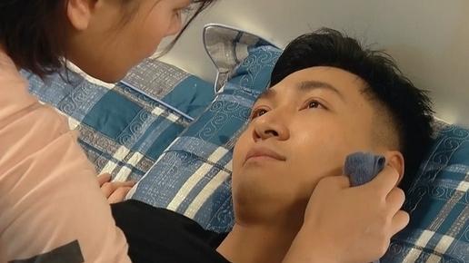 Hương vị tình thân tập 47: Người thứ 3 xuất hiện khi Long đang có ý định cưỡng hôn Nam