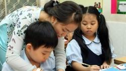 Trẻ học chữ trước lớp 1: Tạo ra những 'thần đồng' chín ép?
