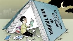 Người đồng hành với học sinh không thay đổi, triết lý giáo dục vẫn sẽ 'vẽ trên giấy'?