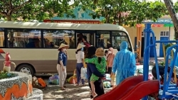 Quảng Trị: 59 học sinh và 6 giáo viên phải đi cách ly